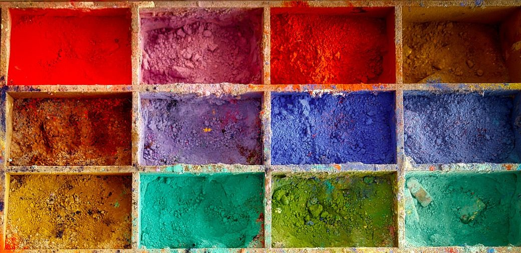 colori d'india