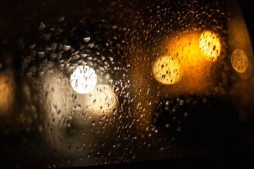 notte di pioggia leggimee